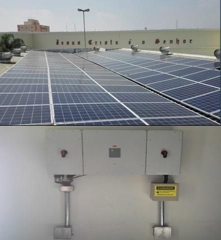 Projeto de geração de energia solar fotovoltaica em Mairiporã. Ensolar!