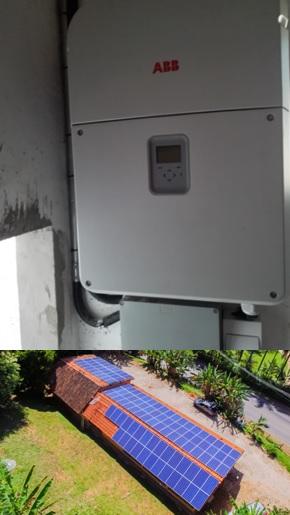 projeto da Ensolar para gerar energia solar fotovoltaica em bragança paulista