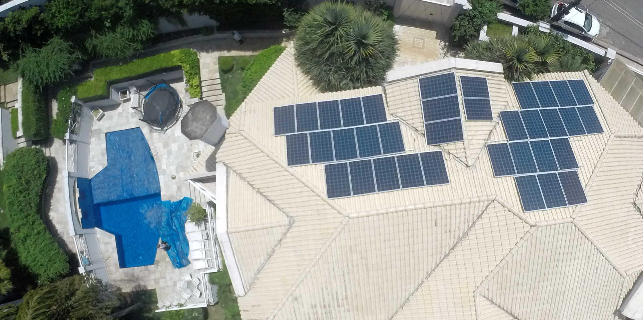 projeto residencial no morumbi ensolar